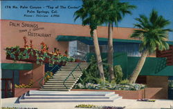 Palm Springs Town and Country Restaurant