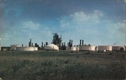 Oil Refinery in the West