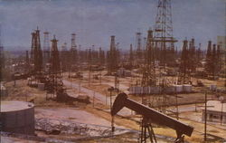 Long Beach Oil Field
