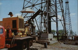 Texas Drilling Rig
