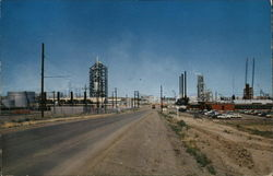 Carter Oil Refinery