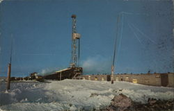 North Slope Oil Well
