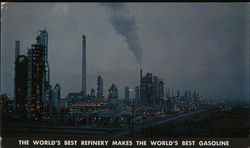 The world's best refinery makes the world's best gasoline