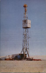 The Amerada Knudson Oil Well