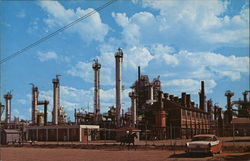 Frontier Oil Refinery
