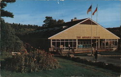 Entrance Building at Famous Ausable Chasm