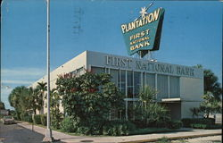 Plantation First National Bank