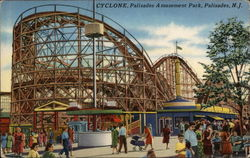 Cyclone, Palisades Amusement Park