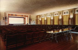 Main Auditorium--Seats 650