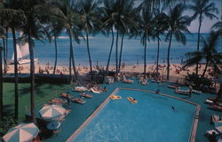 Waikiki Beach Outrigger Hotels