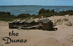 The Dunes Townhouses Postcard