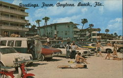 Greetings from Daytona Beach, Fla.