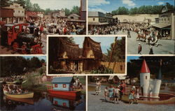 Storytown U.S.A. - Ghost Town and Jungle Land