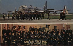 566th Air Force Band - Illinois Air National Guard