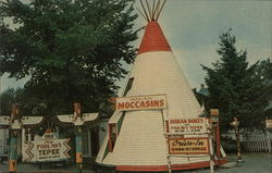 Chief Poolaw's Teepee and Gift Shop