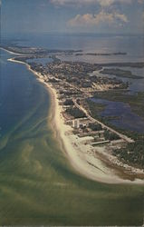 View over Lido Key
