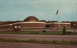 George R. Wallace Jr. Civic Center Alice G. Wallace Planetarium