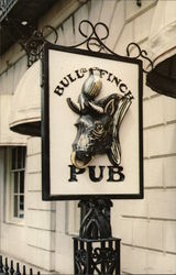 Inspiration for TV Show Cheers Bullfinch Pub