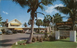 Tropical Acres Postcard