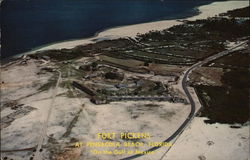 Fort Pickens Postcard