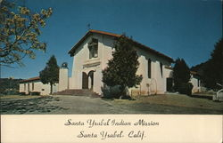 Santa Ysabel Indian MIssion