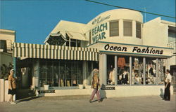 Ocean Fashions on the Broadwalk