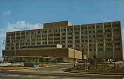 Los Angeles County Harbor General Hospital
