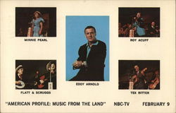 American Profile: Music From the Land NBC-TV February 9