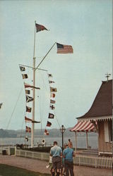 Old Station Ten, New York Yacht Club