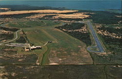 Wright Brothers National Memorial, Outer Banks Postcard