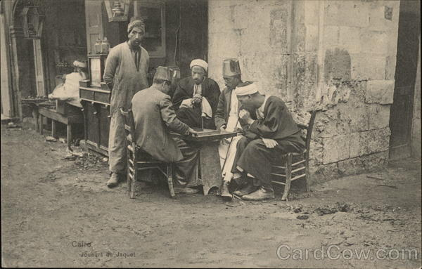 Men, Jaquet Players Cairo Egypt Africa
