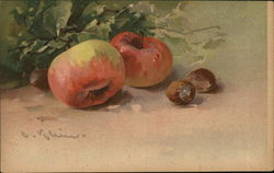 Apples and Hazelnuts