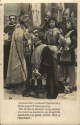 The Crowning of Charles VII - Joan of Arc - Jeanne d'Arc
