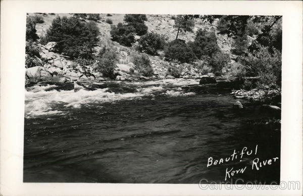 Beautiful Kern River Bakersfield California