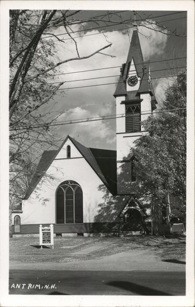 Presbyterian Church Antrim New Hampshire