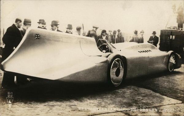 British Racing Car Cars