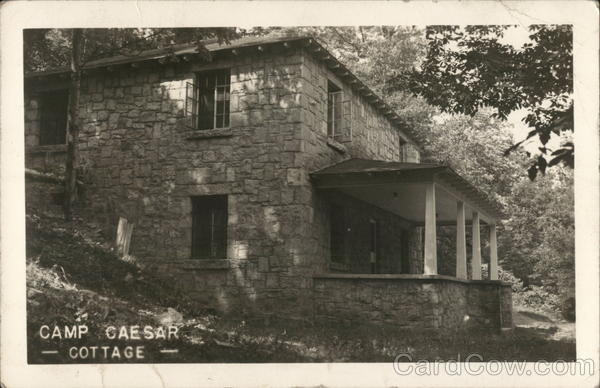 Camp Caesar Cottage Bolair West Virginia