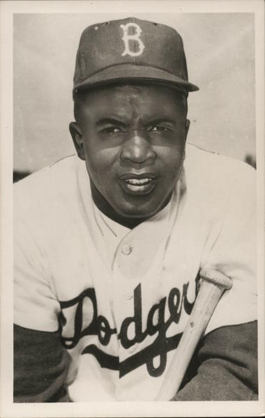 Jackie Robinson, Brooklyn Dodgers Baseball