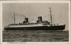 "North German Lloyd S.S. ""Bremen"""