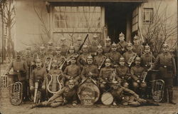 WWI German Military Band