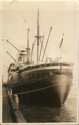 "German Steamer ""Deutschland"""