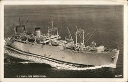 U.S. Naval Ship James O'Hara