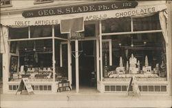 Geo. S. Slade Drug Store