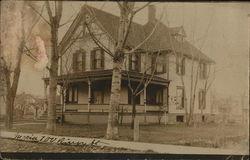 Residence, 100 River St.