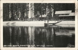 Sylvan Beach, Payette Lake