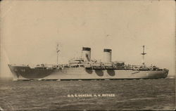 USS General H.W. Butner