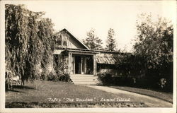 Taft's The Willows. Lummi Island