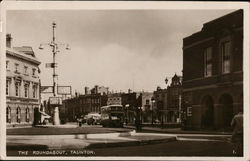 The Roundabout Postcard