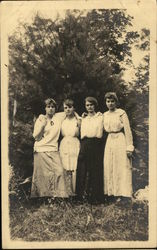 Snapshot of Four Women