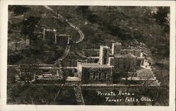 Collings Castle, Turner Falls